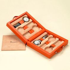 Fancy - Keope Leather Travel Watch Case