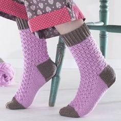Knitting Socks, Fashion, Crochet For Kids, Easy Knitting Projects, Tutorials, Knit Socks, Moda, Fashion Styles, Fasion