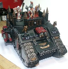 inquisitorial land raider - Google Search