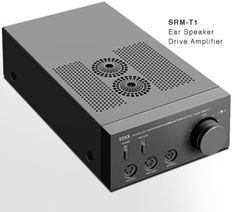 STAX SRM-T1 Vacuum Tube Head Phone Amp - 1987