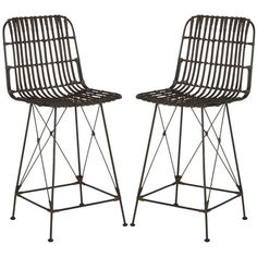 You'll love the Ryla Counter Height Bar Stool at Wayfair - Great Deals on all Furniture  products with Free Shipping on most stuff, even the big stuff.