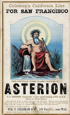 ASTERION - The Popular First Class Clipper Ship | Flickr - Photo Sharing!
