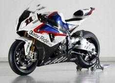 BMW Motorrad Motorsport FIM Superbike World Championship team, with riders Troy Corser and Ruben Xaus