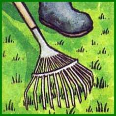 Das Gras mag perfekt sein, doch Hügel, Beulen oder kahle Flecken können einen Rasen unansehnlich machen, deshalb sollten Sie Ihren Rasen pflegen