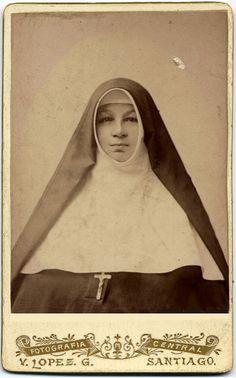 """Pgeist299 - """"Scary Spanish Nun"""""""