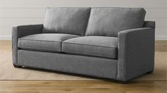 Davis Queen Sleeper Sofa   Crate and Barrel - Tons of colors, good reviews - search Davis on C&B website - different listings, multiple sizes, fabrics, etc.