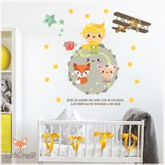 "MODELO PC27 ""THE LITTLE PRINCE"" - Little Dreamer Deco"