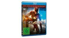 [Tagesangebot] The Flash  Die komplette 2. Staffel [Blu-ray] für 2497