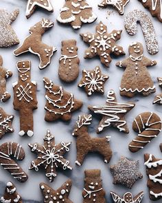 Gingerbreaded my heart out today with a variety of cakes & cookies! Have any of you ever made…