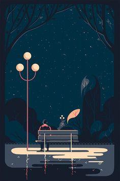 Night Shift: Tom Haugomat.