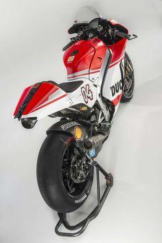 2014 Ducati Desmosedici GP14 Debuts in Germany