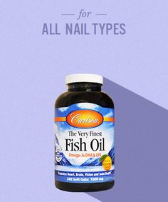 1000 images about nail look on pinterest best nail for What is the best fish oil to take