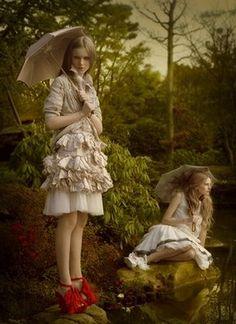 Vintage Fashion Photography 2013