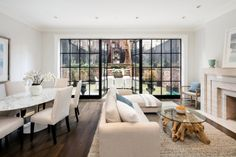 Inside Rupert Murdoch's New York City mansion - Vogue Living