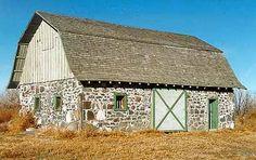 Stone Barn, Hagerman, Idaho