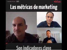 """""""Las métricas de Marketing son indicadores clave""""   Mentoría a Data Innova - YouTube Business Marketing, Youtube, Instagram, Innovative Products, Youtubers, Youtube Movies"""