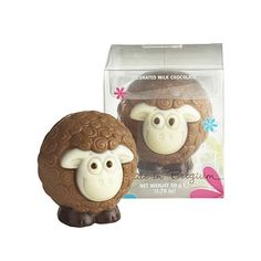 Belfine chocolate sheep