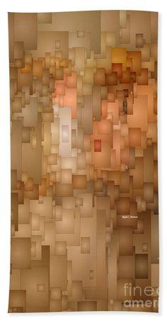 Beach Towel - Abstract 1384