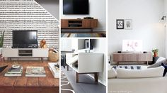 39 IKEA Items that Make Your Home Look Expensive: STOCKHOLM TV Unit