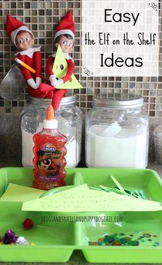 Easy the elf on the shelf ideas kids love on FSPDT