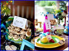 Eat Me mushrooms (Alice-N-Wonderland theme)