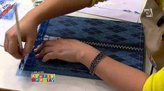 Ateliê na TV - Tv Gazeta - 28.07.15 - Mayumi Takushi