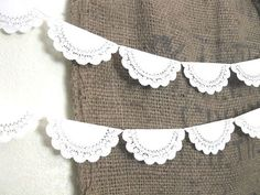 Hey, I found this really awesome Etsy listing at https://www.etsy.com/listing/112474331/doily-paper-garland-white-paper-doily