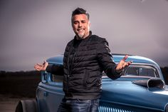 Richard Rawlings is the lead mechanic in a show about flipping cars (Gas Monkey). I used to binge the show, and as he is a car enthusiast, he only seems fitting to endorse my car. Richard Rawlings, Bandit Trans Am, Lamborghini Dallas, Fast N Loud, Hot Rod Pickup, National Car, Restoration Shop, Bmw M1, Gas Monkey Garage