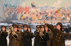 Corea del Norte celebra el exitoso lanzamiento de su cohete de largo alcance