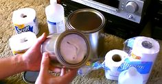 How to make a DIY Homemade Metal Can Air Heater. This heater runs on alcohol. Survival Stove, Emergency Preparedness, Survival Tips, Diy Heater, Diy Cans, Canned Heat, Mini Blinds, Diy Camping, Camping Heater