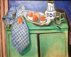 Matisse peaches