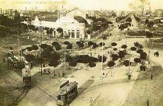 Plaça Espanya.1890