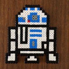 Modèle de perles à repasser: Star Wars