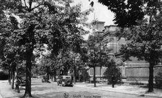 Hôpital Molière, avenue Molière - 1920s or 1930s? #bruxelles #uccle
