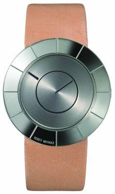 Amazon.com: Issey Miyake Unisex-Watch To Silan 371LAN005 Tokujin Yoshioka: Watches