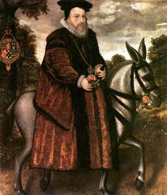 William Cecil Riding a Mule, c. 1570. William Cecil, 1st Baron Burghley (sometimes spelled Burleigh), KG (13 September 1520 – 4 August 1598) was an English statesman, the chief advisor of Queen Elizabeth I for most of her reign, twice Secretary of State (1550–1553 and 1558–1572) and Lord High Treasurer from 1572. He was the founder of the Cecil dynasty which has produced many politicians including two Prime Ministers.