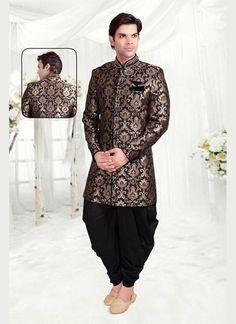 Indostyle Indian Mens Readymade Ethnic Dress Bollywood Designer Wedding Sherwani #tanishifashion