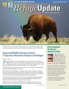 ISSUU - Refuge Update May/June 2014 by David Wagner