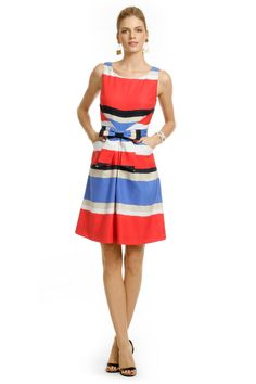 Did someone say precious rehearsal dinner dress? Yes, they did. kate spade new york Nantucket Party Dress