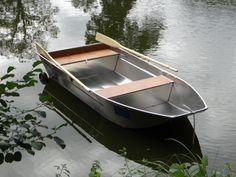 barque de peche barque soudee barque a fond plat barque alu barque aluminium barque legere barque d occasion Modèle 3000