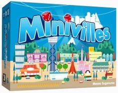 TricTrac - Minivilles de Masao Suganuma - Présentation