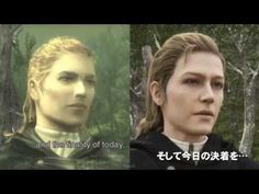 Metal Gear Solid 3 PS3 vs Pachinko Graphics Comparison - possibility for PS4 remaster? - YouTube