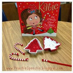 Getting Crafty for Christmas in Speech - pinned by @PediaStaff – Please Visit ht.ly/63sNtfor all our pediatric therapy pins