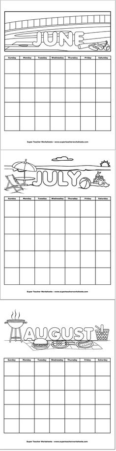 Calendar Worksheet Generator : Images about super teacher worksheets general on