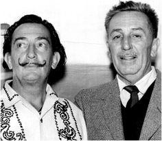 Salvador Dalí, Walt Disney e Pink Floyd... Destino
