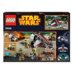 LEGO® Star Wars™ 75035 Kashyyyk Troopers™