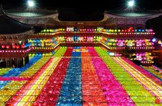삼광사 연등축제