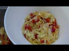 Zelný salát - YouTube Cabbage, Make It Yourself, Vegetables, Youtube, Food, Easy Meals, Essen, Cabbages, Vegetable Recipes