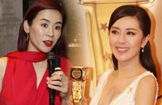 Jessica Hsuan Congratulates Natalie Tong on TV Queen Win