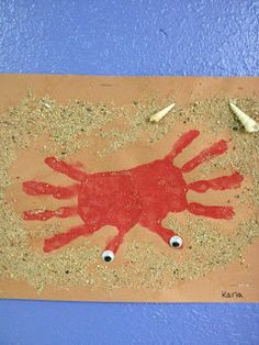 Mothering with Creativity: A House for Hermit Crab by Eric Carle & Themed Craft